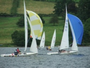 Sailing on Ullswater from Pooley Bridge